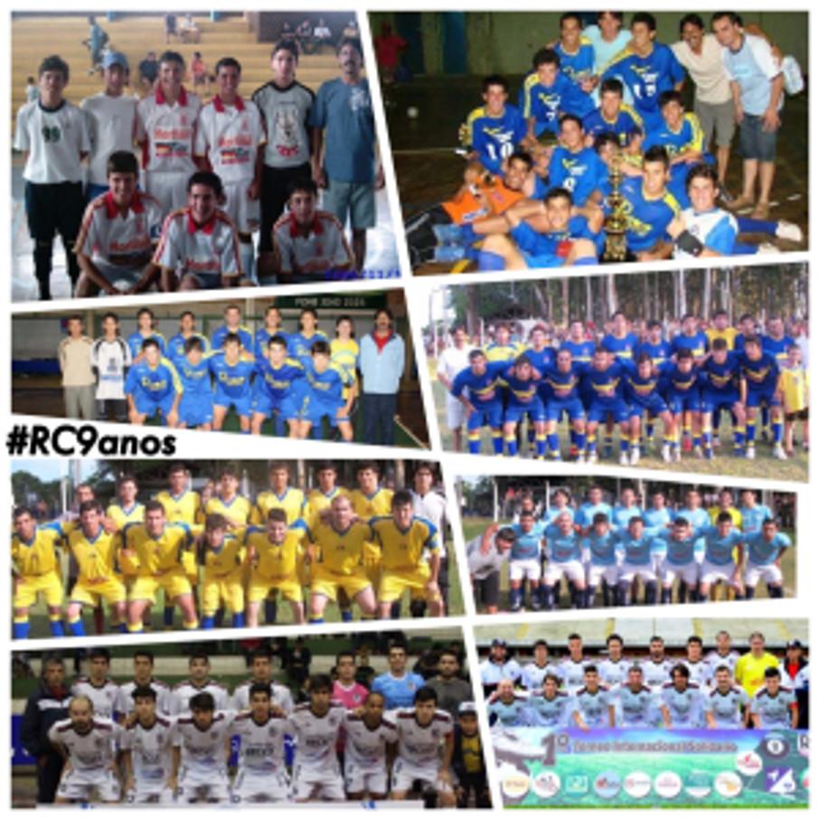 RC Livramento - 9 anos de amizade, futebol e muita solidariedade