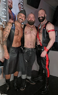 Mr 501 Leather Galleries