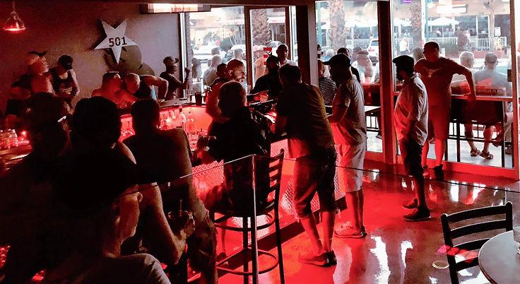 Eagle 501 Front bar