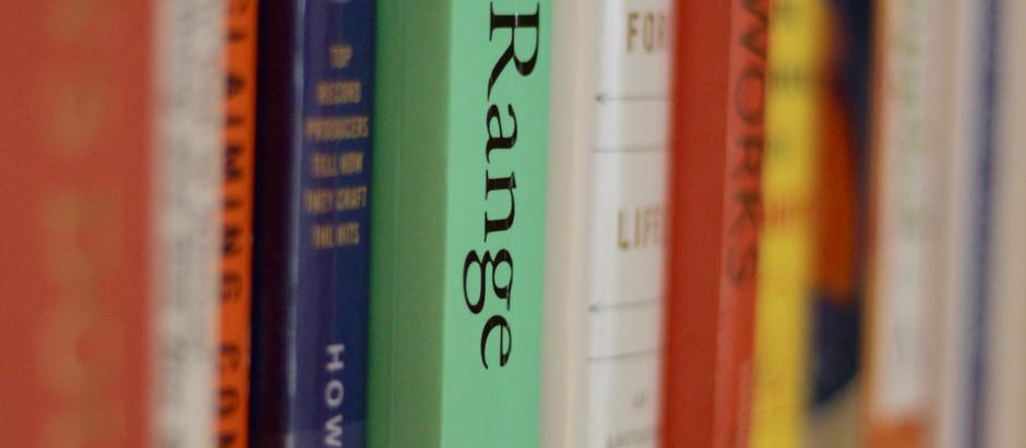Five Books Every Church Tech Needs
