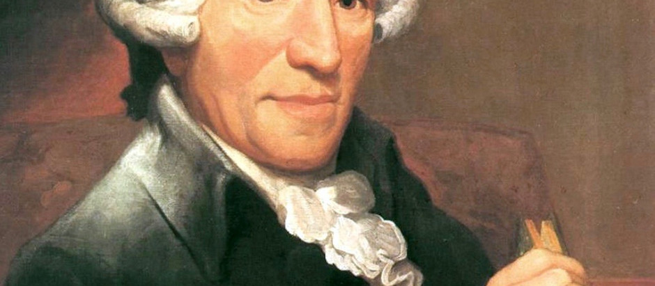 Creativity, As Taught by Franz Joseph Haydn.