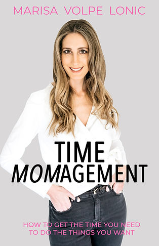 Marisa-Lonic-Time-Momagement-book-author