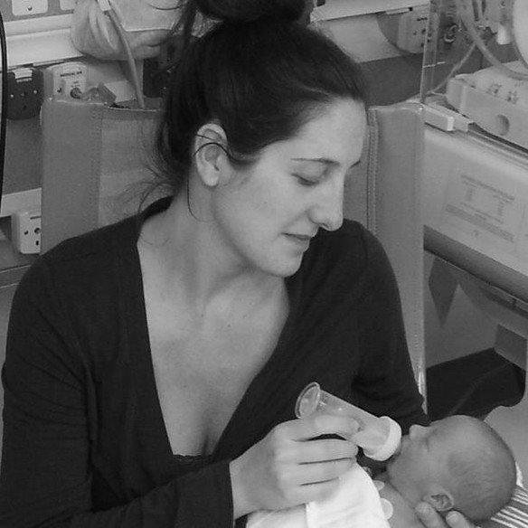 What I Wish I'd Known as a Newborn Mom
