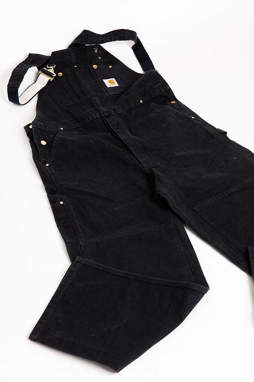 Carhartt Black Overall