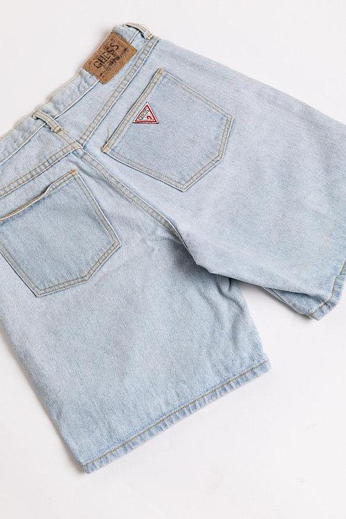 Guess Marciano Light Denim Shorts