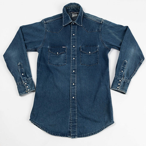 Carhartt Denim Button Down Shirt