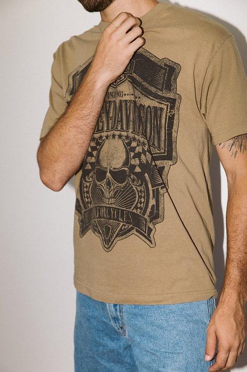 Harley DavidsonSkull T-Shirt
