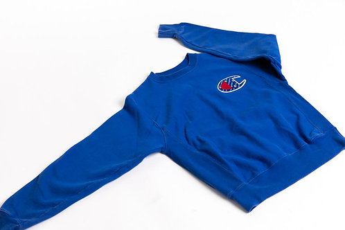 Champion Pullover Sweater - Royal Blue