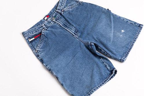 Tommy Hilfiger Medium Blue Denim Shorts