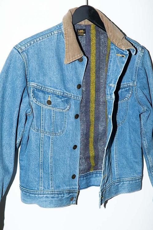 Winter Jean Jacket by Lee - Corduroy Collar