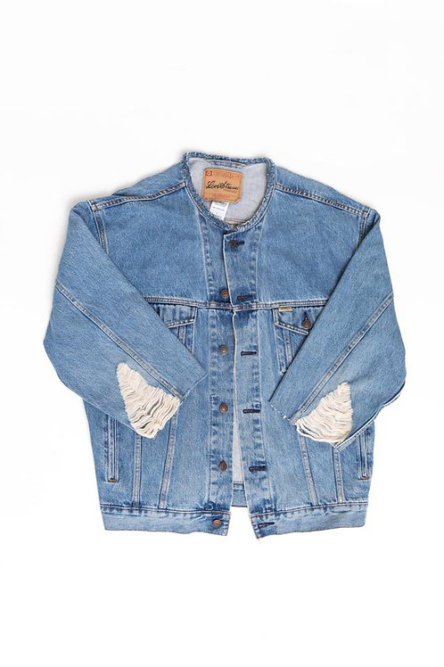 Levi's Signature Jean Jacket - DeConstructed Sleeves