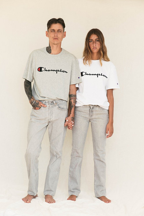 Champion Embroidered T-Shirts