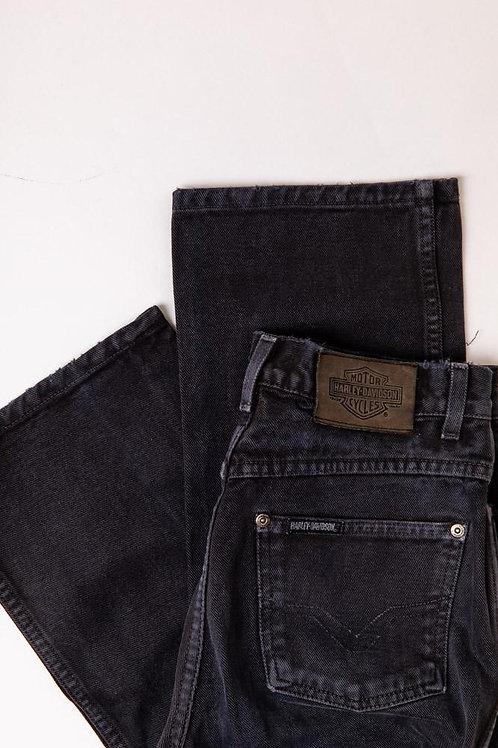 Harley Davidson Black Jeans - Small