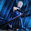 Thumbnail: Fate アルトリア・ペンドラゴン セイバー 青 ドレス コスプレ衣装