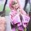 Thumbnail: 鬼滅の刃 コスプレ    甘露寺蜜璃 ピンク 着物 コスプレ衣装