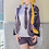 Thumbnail: Fate  ジャンヌダルク 学生服 コスプレ衣装