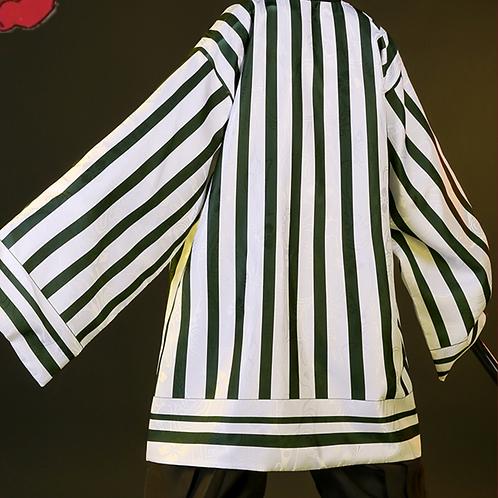 【高品質・羽織セット】鬼滅の刃 コスプレ  伊黒小芭内 コスプレ衣装