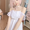 Thumbnail: Fate コスプレ マシュ・キリエライト  ワンピース コスプレ衣装