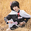 Thumbnail: 鬼滅の刃 コスプレ     栗花落カナヲ 黒  コスプレ衣装