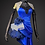 Thumbnail: Fate  アルトリア・ペンドラゴン セイバー 青 黒 ドレス コスプレ衣装