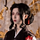 Thumbnail: 鬼滅の刃 鬼舞辻无惨 女装 コスプレ 髪飾り付 ウィッグ 高品質