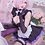 Thumbnail: Fate コスプレ マシュ・キリエライト メイド服 パープル コスプレ衣装