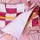 Thumbnail: 鬼滅の刃 コスプレ   竈門禰豆子 着物 ピンク コスプレ衣装