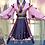 Thumbnail: 鬼滅の刃 コスプレ    甘露寺蜜璃 ピンク ミニ 着物 コスプレ衣装
