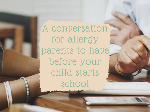 A Conversation You Must Have Before Your Child Starts School