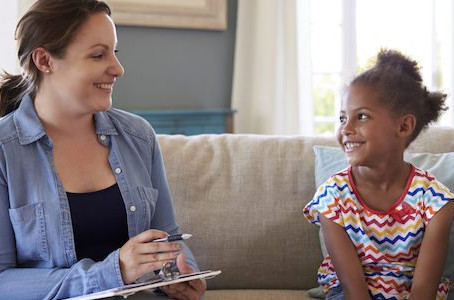 So you want your child to begin therapy: what's the next step?