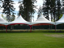 Marquee Tent Skylight