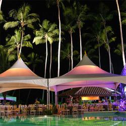 Glow Top Tent