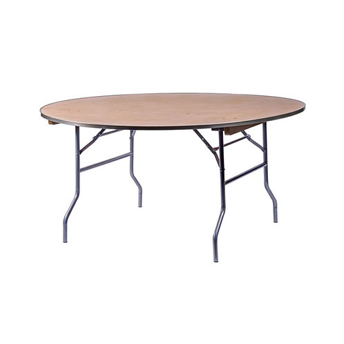 72'' Round Table