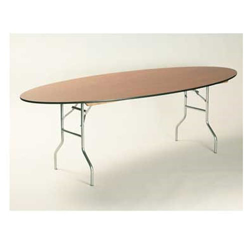 Queen Oval Table