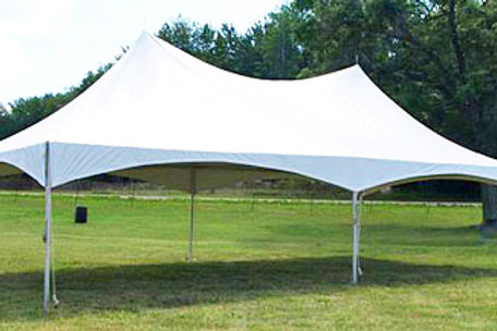 REGULAR MARQUEE 20 X 40 (6 POLES)