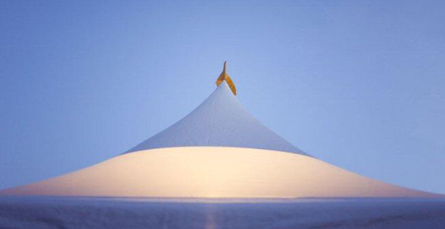 Glow Top Tent 20 X 20
