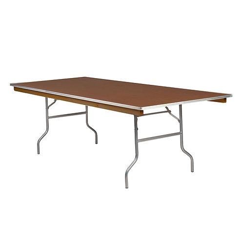 King Table Fruitwood
