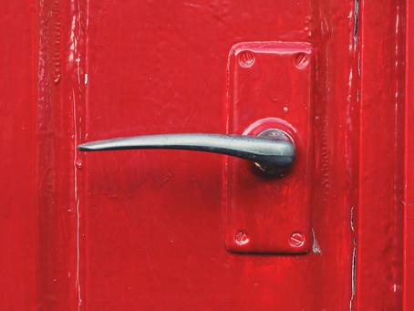 Faith at the Door