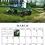 Thumbnail: Michael Humphries' 2020 Simple Country Calendar