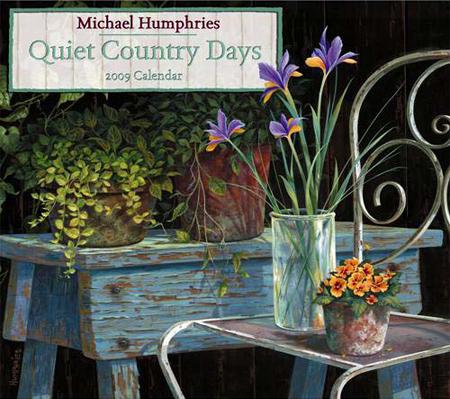 2009 Quiet Country Days Calendar
