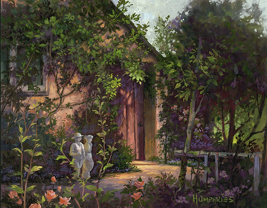 Shady Glade Cottage
