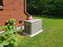 Kohler 20KW RCA Generator