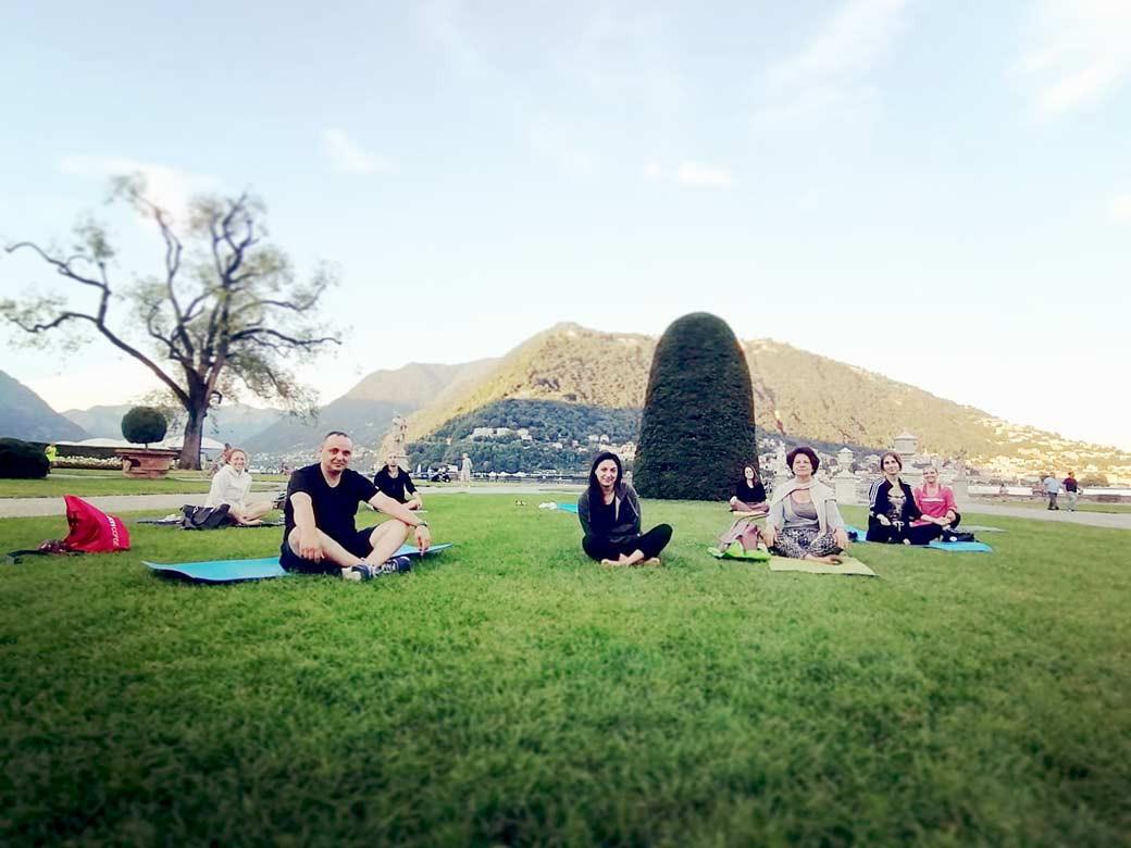 yoga al parco - yogatransfert