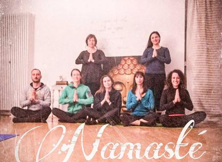 Grazie e Namastè
