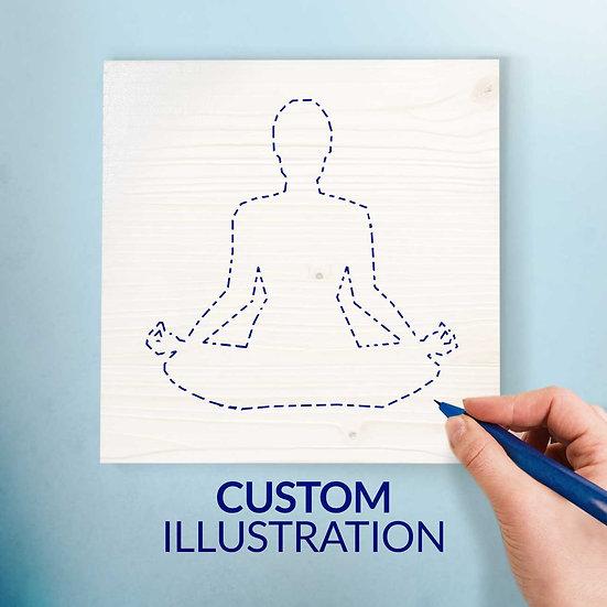 Illustrazione Personalizzata / Custom Illustration