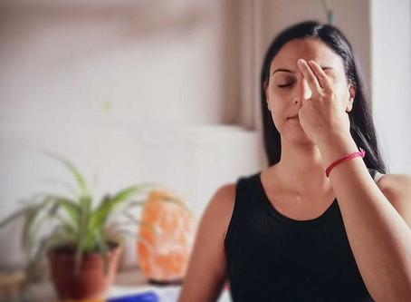 L'importanza del respiro, lezioni di pranayama a Como e Online