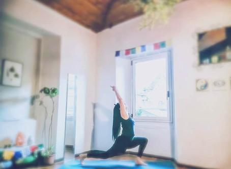 Yoga per sperimentare vita, morte e realtà.
