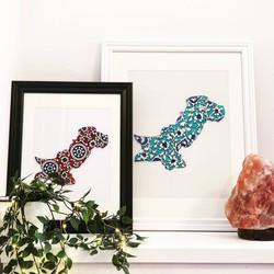 Pakistan map painting , Travel Decor, Ajrak art, Patriotic Art, Urdu Art, Pakistan Wall Art, Mughal