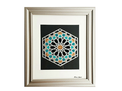 Islamic Geometric Art from Morocco