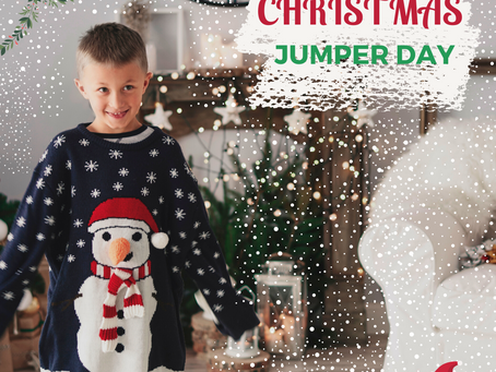Il Christmas Jumper Day